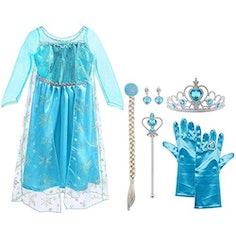 Verkleidungskostüm Prinzessin ELSA