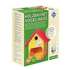 """Bastelset """"Vogelhaus"""" für kleine Handwerker"""