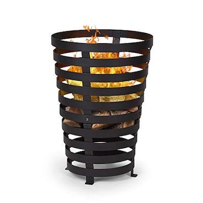 blumfeldt Verus - Feuerkorb aus Stahl