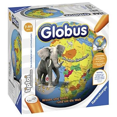 Der interaktive Globus - Lern-Globus von tiptoi