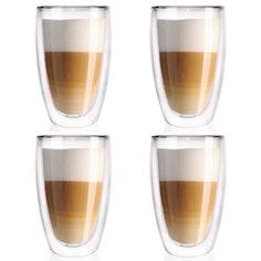 Latte Macchiato Gläser-Set (4x450 ml)