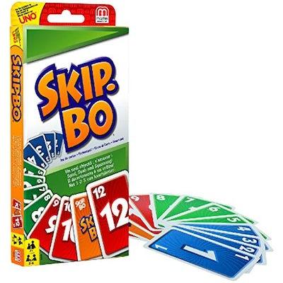 Skip-Bo - das beliebte Karten- und Familienspiel