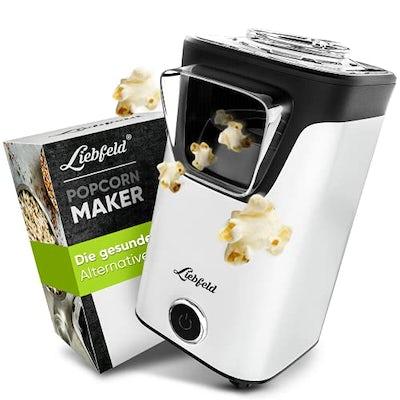 Popcornmaschine für Zuhause