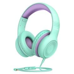Kopfhörer für Kinder (mit Lautstärkebegrenzung / kabelgebunden)