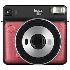 Fujifilm Instax Sofortbildkamera, Ruby Red