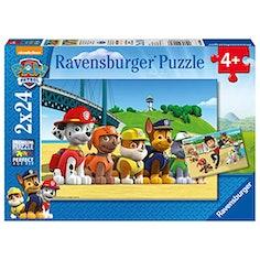 "Puzzle ""Paw Patrol"" (2 x 24 Teile)"