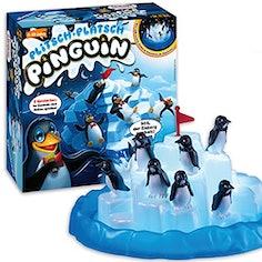 Plitsch Platsch Pinguin - Geschicklichkeitsspiel für Kinder