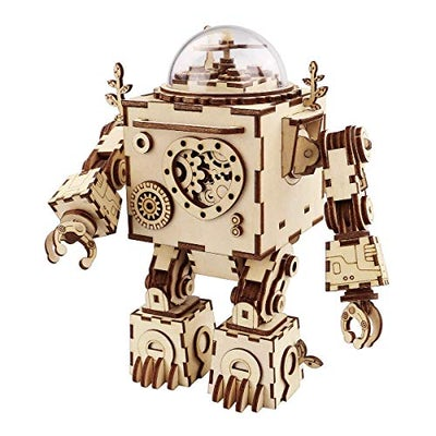 Musikroboterset - eigener Roboter mit Musikeffekten