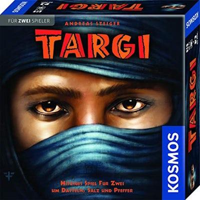 Targi – Hitziges Brettspiel um Datteln, Salz und Pfeffer