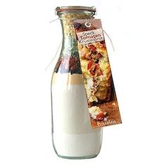 Feuer & Glas Gourmet-Backmischung im Glas für Speck-Tomaten-Krustenbrot