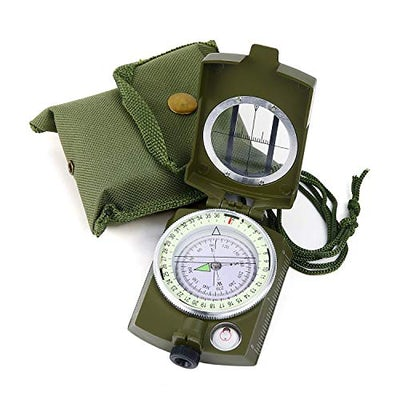 Professioneller Militär Marschkompass