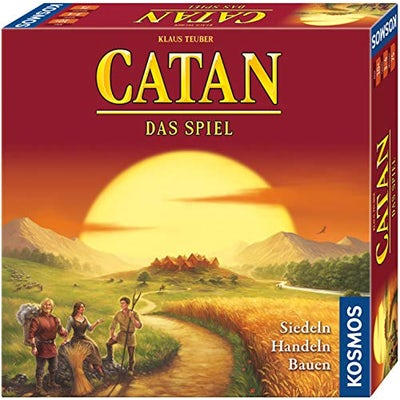 CATAN Das Spiel