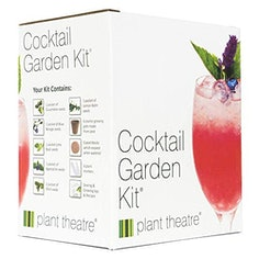Cocktailgarten-Kit - 6-Sorten – Pflanze Kräuter für leckere Cocktails selber an
