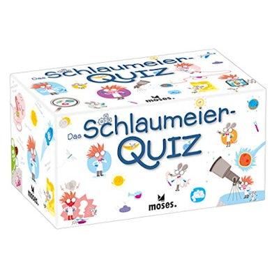 Das Schlaumeier-Quiz | Für Kinder ab 8 Jahren