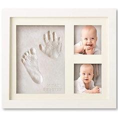 Baby Handabdruck- und Fußabdruck-Set