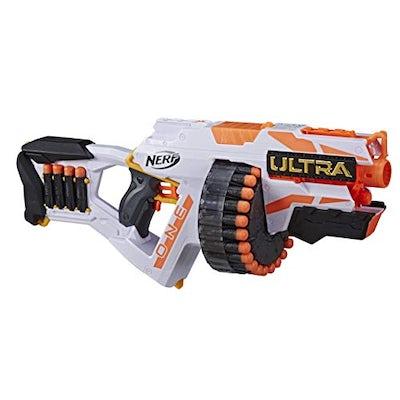 """Nerf Gun """"Ultra One Motorized Blaster"""" – Mit hoher Kapazität und Reichweite, 25 Nerf Ultra Darts"""