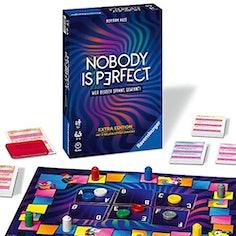 Nobody is perfect - Extra Edition - Kommunikatives Kartenspiel für die ganze Familie
