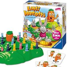 Lotti Karotti – Brettspiel